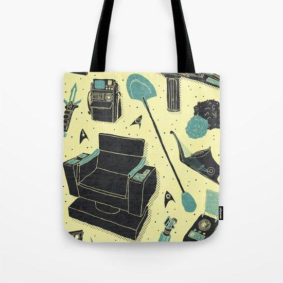 Artifacts: Star Trek Tote Bag