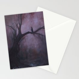 Free and Alone Stationery Cards