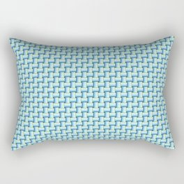 Tight Weave in MWY 01 Rectangular Pillow