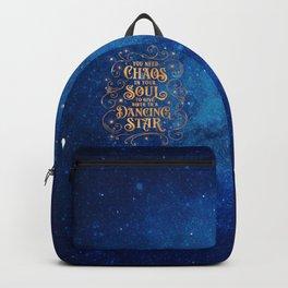Dancing Star Backpack