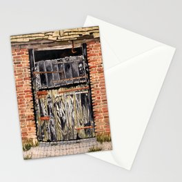 Stable Door Outside Stationery Cards
