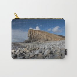Nash Point Welsh Heritage Coast Carry-All Pouch