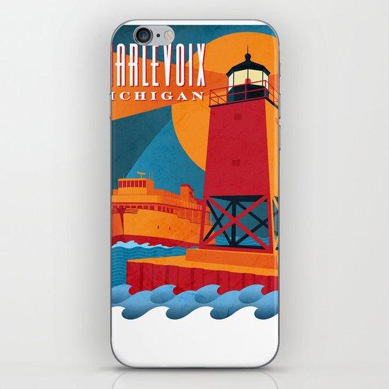 Charlevoix The Beautiful iPhone & iPod Skin