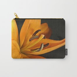 Lily Flower Carry-All Pouch