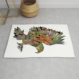 Kea New Zealand Bird Rug
