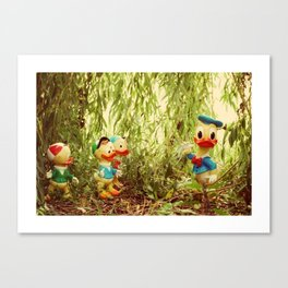 Duck Tales 2 Canvas Print