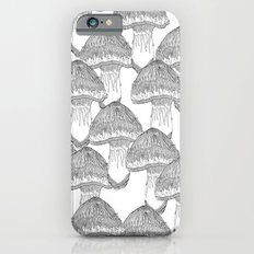 Mushrooms Festival Slim Case iPhone 6s