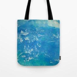 Waves 808-0 Tote Bag