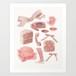 PINK Kunstdrucke