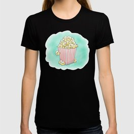 Buck-Corn Chicken T-shirt