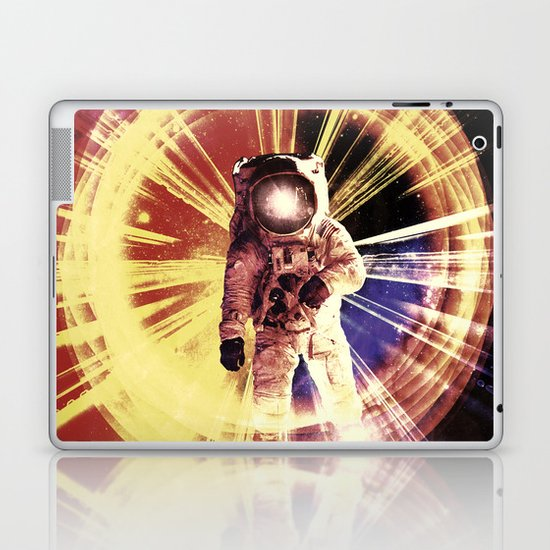 Too Much Space Out There. Laptop & iPad Skin