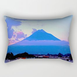 Volcano - Antigua, Guatemala Rectangular Pillow