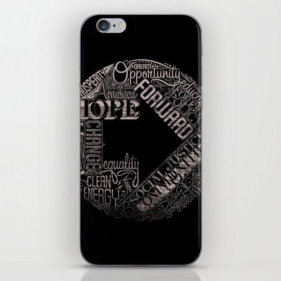 Forward iPhone & iPod Skin
