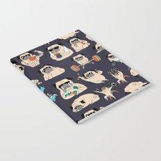 Pugsgym Life Notebook