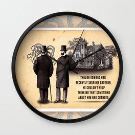 Cthulhu Pathos Wall Clock