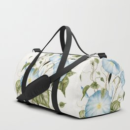 Morning Glories Duffle Bag