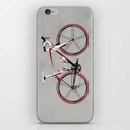 Race Bike iPhone Skin