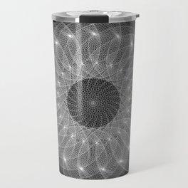 Sacred Geometry Travel Mug