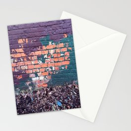 Past Present and Future Stationery Cards