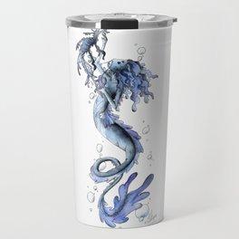 Dragon Mermaid Travel Mug