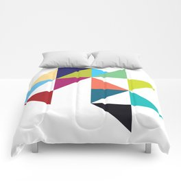 Geometric Fugue Comforters