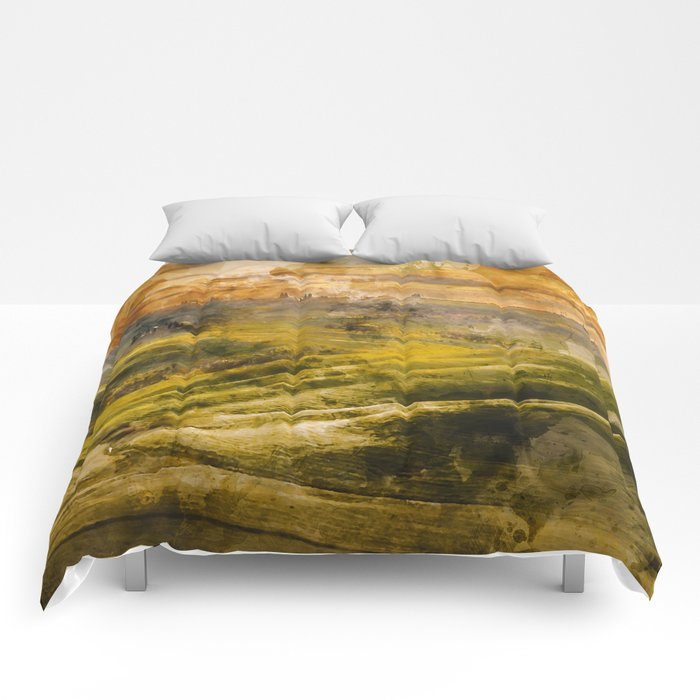 Hills of Tuscany Comforters