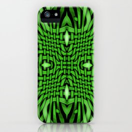 the Aztec idol iPhone Case