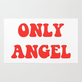 ONLY ANGEL Rug