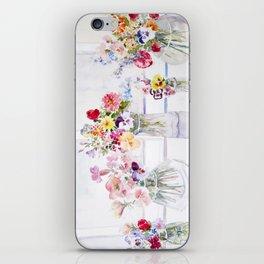 May Beauties iPhone Skin