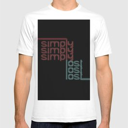 Simply Lost T-shirt