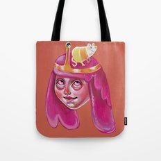 Bubblegum Loves Science Tote Bag