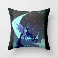 Lunas Throw Pillow