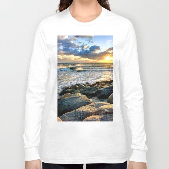 Sea Rocks Long Sleeve T-shirt
