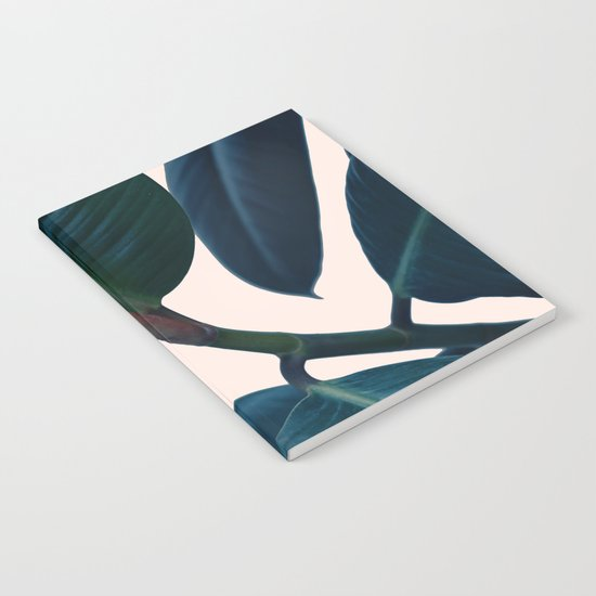 Ficus elastica 2 Notebook