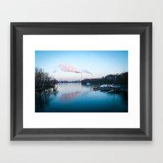 Treptower Park - Berlin Framed Art Print