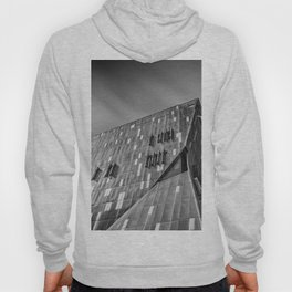 Modern architecture in NYC Hoody