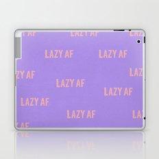 LAZY AF Laptop & iPad Skin
