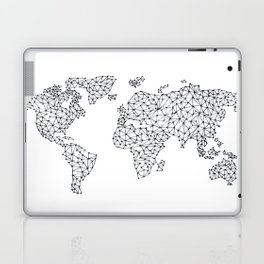 Word Map in a parallel universe II Laptop & iPad Skin