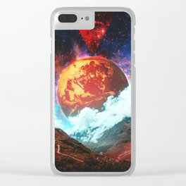 Powers of the Universe Clear iPhone Case