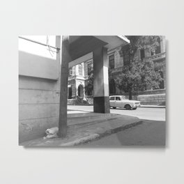Havanna Metal Print