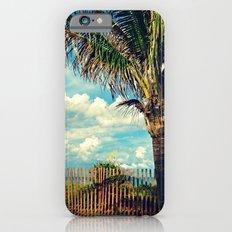 Beach Palm Slim Case iPhone 6s