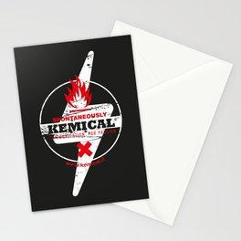 Spontaneously Kemical Stationery Cards