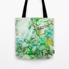Marble Effect #3 Tote Bag