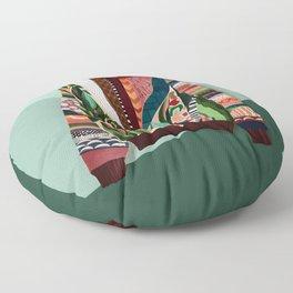 Coogi Sweater Floor Pillow