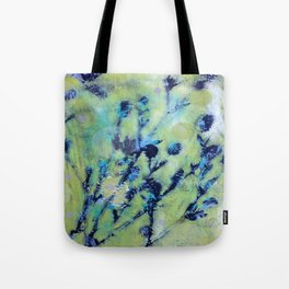 Diazo Series — Brush Tote Bag