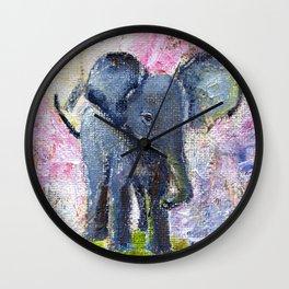 Funny Ears Wall Clock