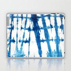 Shibori Lines Laptop & iPad Skin