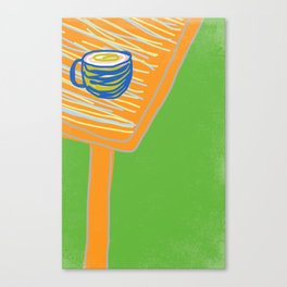 Morning Jo Canvas Print