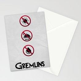 Gremlins Stationery Cards