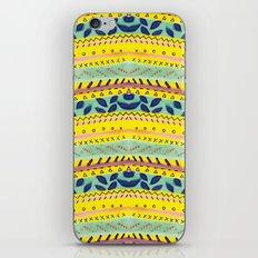 Lemon summer iPhone & iPod Skin